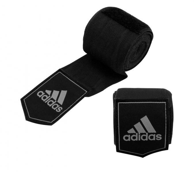 Бинт эластичный Mexican Style Boxing Crepe Bandage черный Adidas
