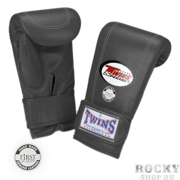 Купить Перчатки снарядные на липучке Twins Special размер l (арт. 357)
