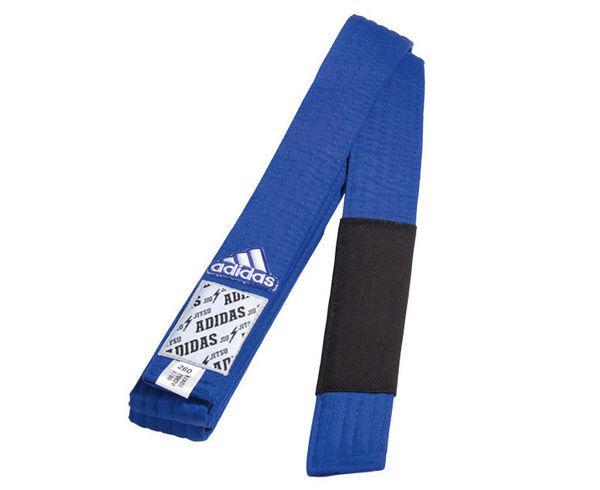 Пояс для джиу-джитсу Club, синий Adidas