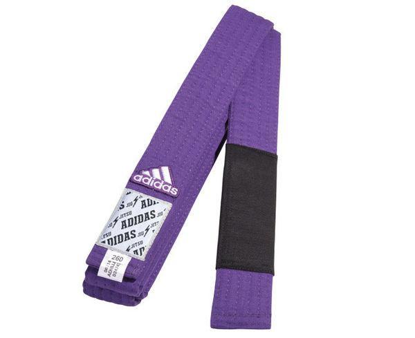 Пояс для джиу-джитсу Club, пурпурный Adidas