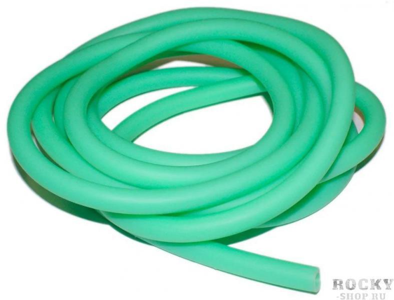 Борцовский жгут зеленый 3 метра (средний) Trx-Fit