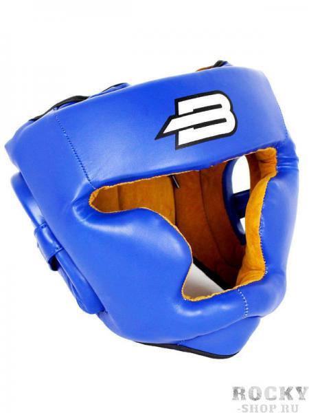 Детский боксерский шлем BoyBo Winner Blue Boybo