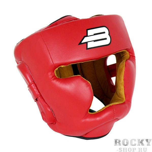 Детский боксерский шлем BoyBo Winner Red Boybo