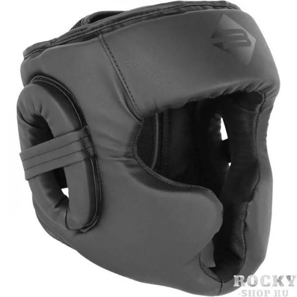 Боксерский шлем BOYBO BH80 Black Boybo