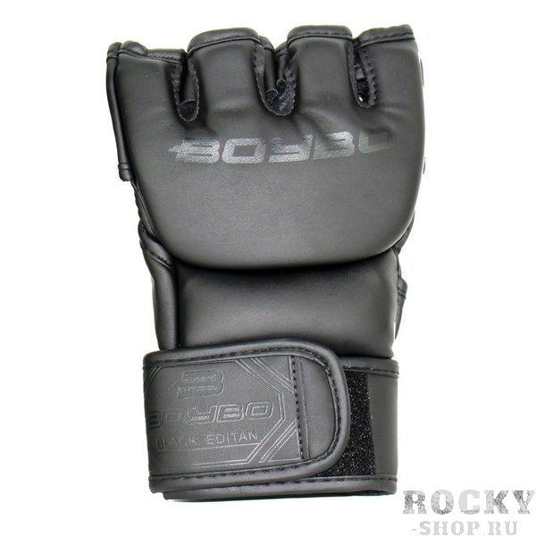 Детские перчатки ММА BoyBo Stain Flex Black Boybo