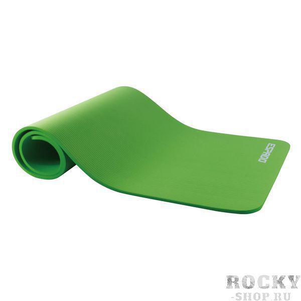 Коврик для йоги NBR 183*61*1.0 см зеленый ESPADO