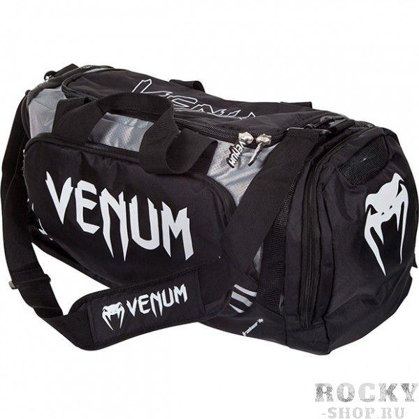 Купить Сумка Venum Trainer Lite Duffle Sport Bag - Black (арт. 3635)