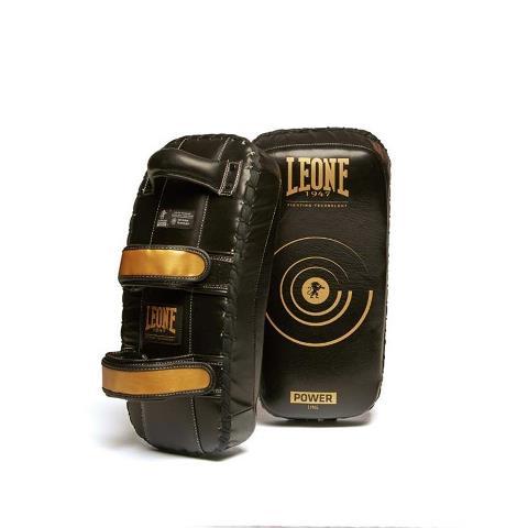 Лапы для тайского бокса (Макивара) Leone 1947 PUNCH & KICK MITTS POWER LINE GM420, Универсальный размер Leone
