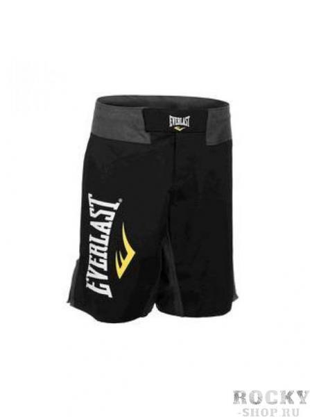 Шорты MMA Everlast Submission Rip-Stop BK/GR Everlast