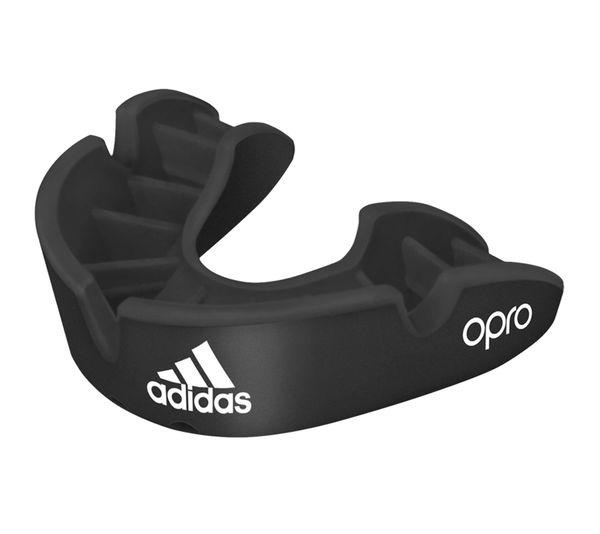 Капа одночелюстная Opro Bronze Gen4 Self-Fit Mouthguard черная Adidas
