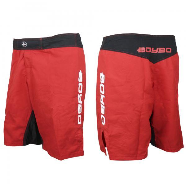 Детские шорты для ММА BoyBo красные Boybo