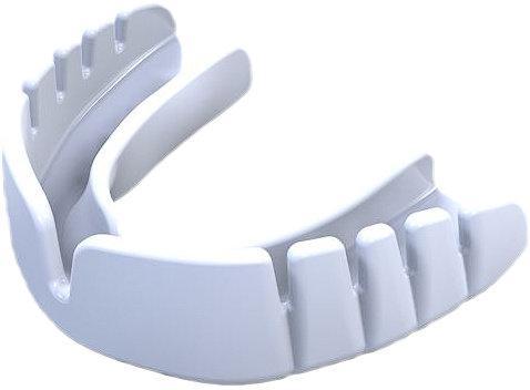 Детская боксерская капа Opro Snap-Fit UFC White Opro