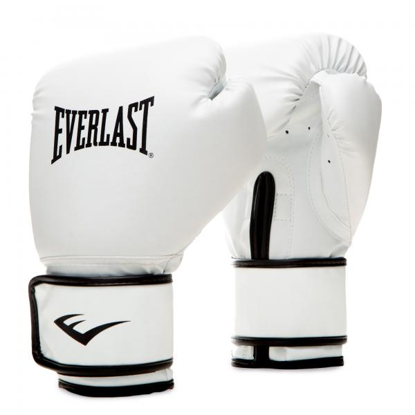 Боксерские перчатки Everlast Core White Everlast