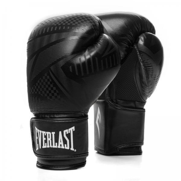 Боксерские перчатки Everlast Spark Black Geo, 12 OZ Everlast