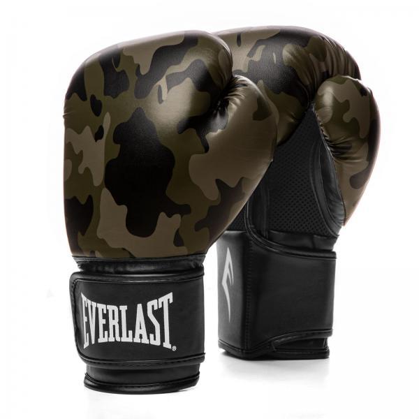 Боксерские перчатки Everlast Spark Camo, 12 OZ Everlast