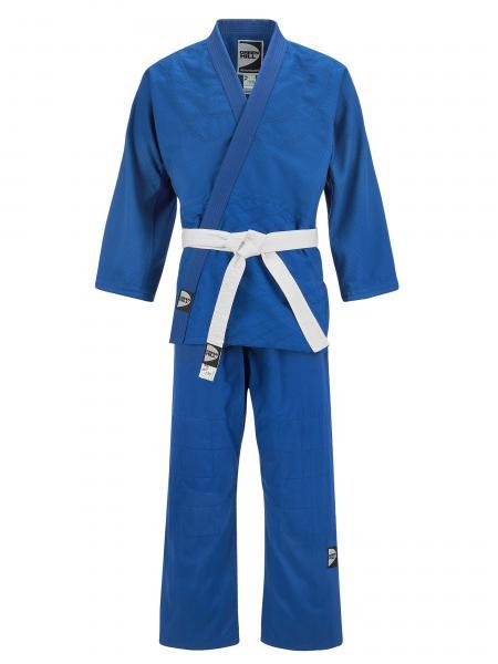 Кимоно для дзюдо детское Green Hill Start, синее Green Hill