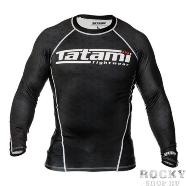 Рашгард Tatami 2014 L/S IBJJF - Black TatamiРашгарды<br>Рашгарды, соответствующие рангам спортсменов. Сертифицированы федерацией IBJJF и подходят для всех мероприятий, проводимых данной организацией.<br>
