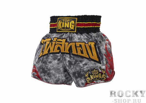 Купить Шорты тайские Top King TKTBS-090 (арт. 3772)