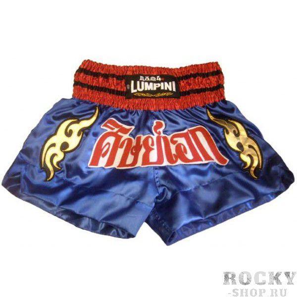 Шорты тайские Lumpinee LTBS-031 LumpineeШорты для тайского бокса/кикбоксинга<br>Крутые шорты для тайского бокса с эмблемой известного стадиона.<br><br>Размер INT: XL