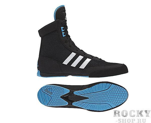 Купить Боксерки Box Champion Speed III черные Adidas (арт. 3791)