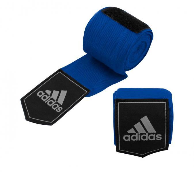 Бинт эластичный Mexican Style Boxing Crepe Bandage синий Adidas
