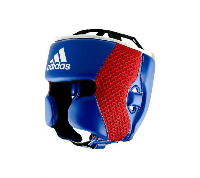 Шлем боксерский Hybrid 150 Headgear сине-красный Adidas