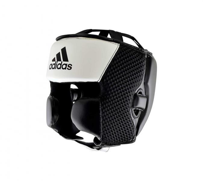 Шлем боксерский Hybrid 150 Headgear бело-черный Adidas