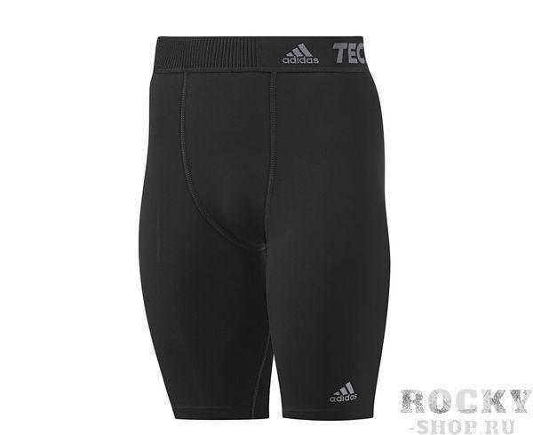 Купить Шорты компрессионные Techfit Base черные Adidas (арт. 3805)