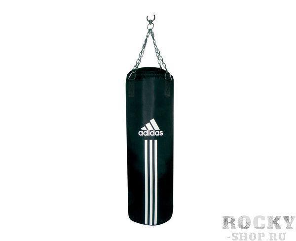Купить Мешок боксерский Punching Bag In Canvas черный Adidas 120 x 33 см (арт. 3806)