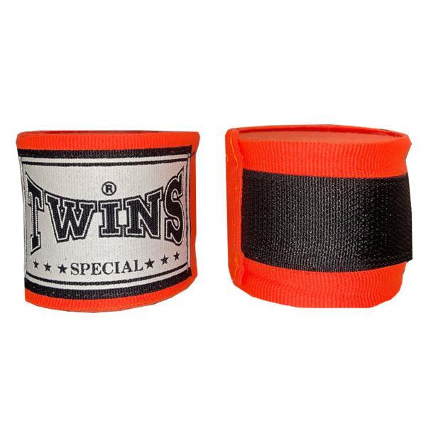 Боксерские бинты Twins Special CH5 Orange Twins Special