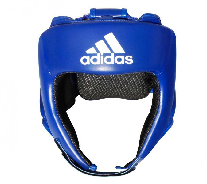 Шлем боксерский Hybrid 50 Head Guard синий Adidas