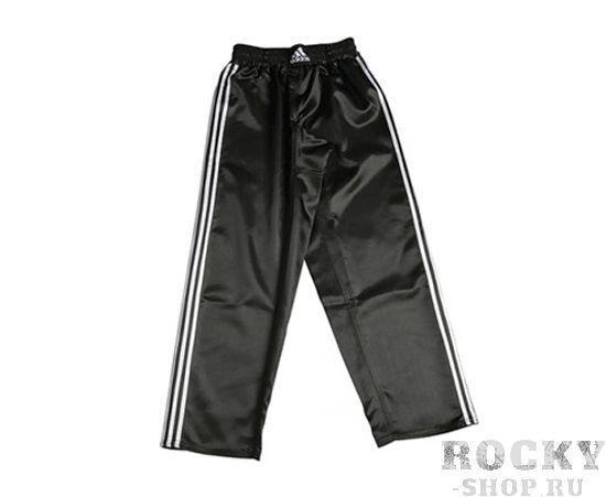 Брюки для кикбоксинга Contact Pant черно-золотые Adidas (арт. 3830)  - купить со скидкой