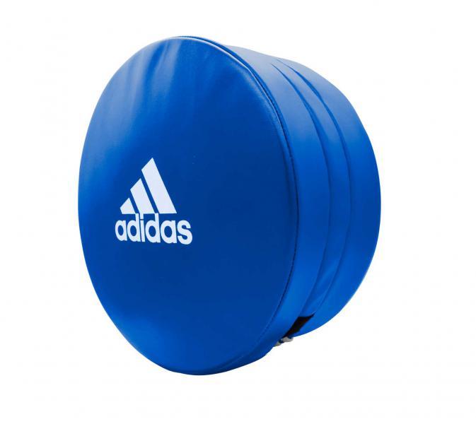 Лапа Double Face Focus Mitt сине-белая Adidas
