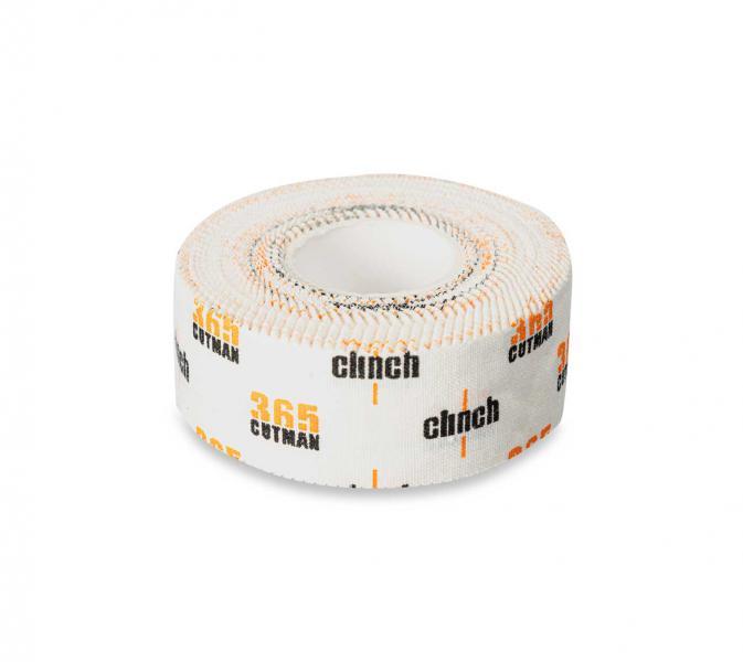 Тейп боксерский Clinch Cutman365 Boxing Taping белый Clinch Gear
