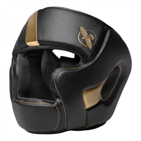Шлем Hayabusa T3 Black/Gold Hayabusa
