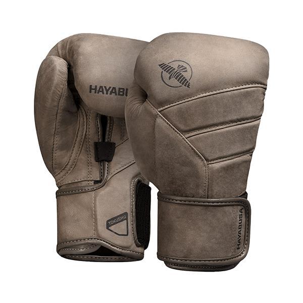 Боксерские перчатки Hayabusa LX KANPEKI Vintage Leather, 12 OZ Hayabusa