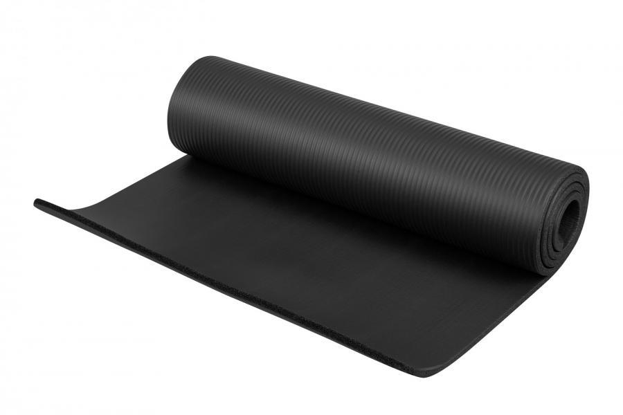 Ctn1-120 коврик для фитнеса черный Green Hill