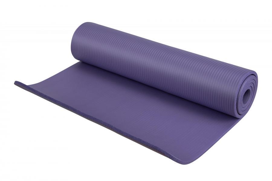 Ctn1-120 коврик для фитнеса фиолетовый Green Hill