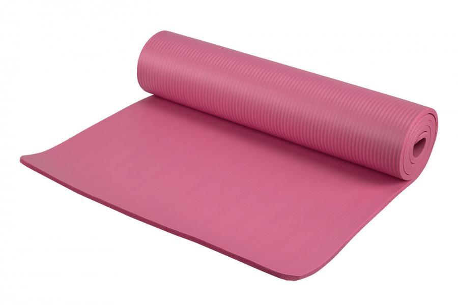 Ctn1-120 коврик для фитнеса розовый Green Hill