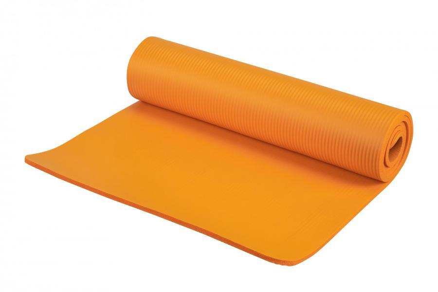 Ctn1-120 коврик для фитнеса оранжевый Green Hill