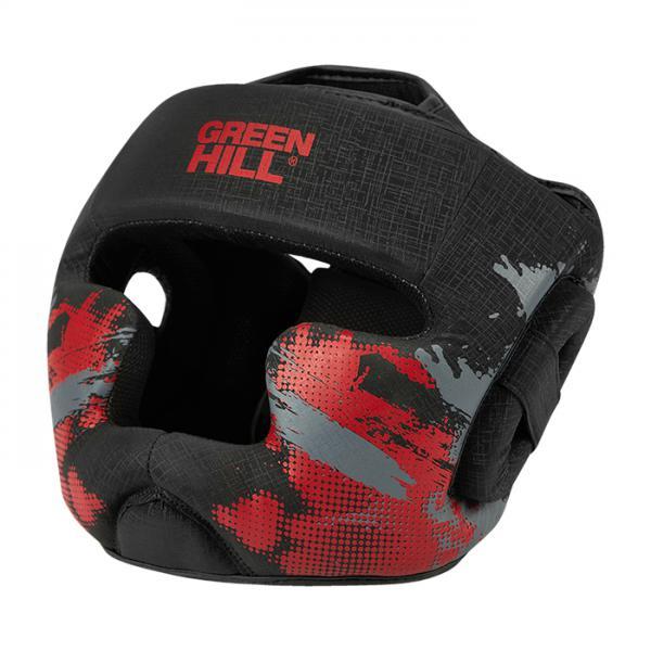 Детский боксерский шлем Green Hill Champ Green Hill