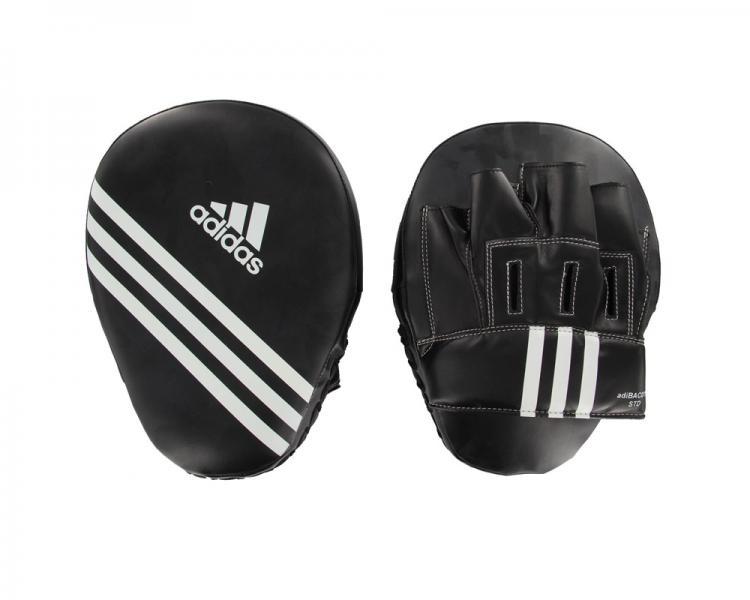 Лапы Focus Mitt Short Eco черные Adidas (арт. 3888)  - купить со скидкой