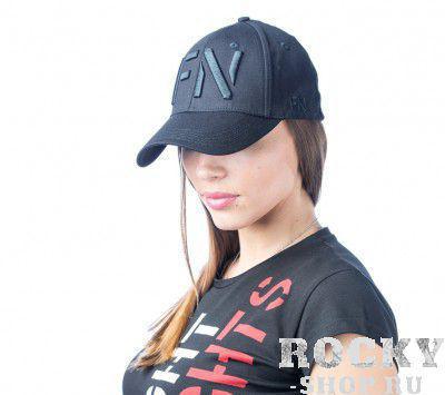 Купить Бейсболка Fight Nights FN черная FB01001 (арт. 3941)