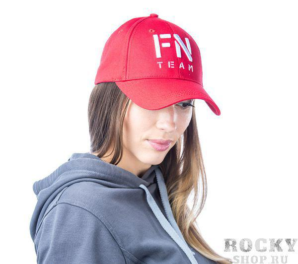 Купить Бейсболка Fight Nights FN TEAM красная (арт. 3945)