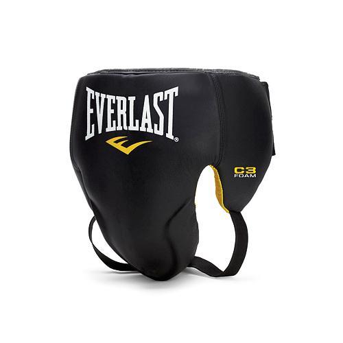 Бандаж Everlast Pro Competition Velcro, Черный Everlast фото