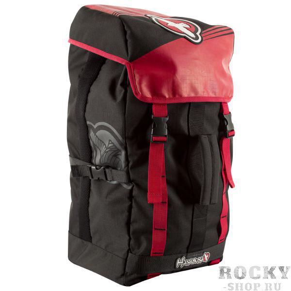 Рюкзак Hayabusa Power Backpack HayabusaСпортивные сумки и рюкзаки<br>Новый рюкзак HayabusaPower Backpack объемом 43 литра может похвастаться возможностью быстрого доступа до содержимого, благодаря специальным клапанам - сложили вещи и в путь! В этом рюкзаке действительно достаточно места для всего вашего снаряжения - основной отсек, боковые панели с сеткой для оптимальной вентиляции, внутренние карманы для ценных вещей.Изготовлен из прочного высококачественного полиэфира с двусторонними крепкими металлическими молниями для максимального срока службы. Также оснащен мягкими ремнями для обеспечения максимального комфорта.<br>