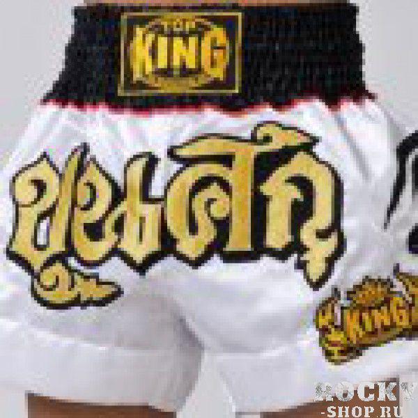 Шорты тайские Top King TKTBS-026 Top KingШорты для тайского бокса/кикбоксинга<br>Отличные шорты для тайского бокса от Top King. Сделано в Тайланде.<br><br>Размер INT: L