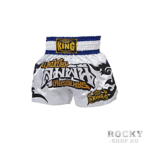 Шорты тайские Top King TKTBS-076 Top KingШорты для тайского бокса/кикбоксинга<br>Отличные шорты для тайского бокса от Top King. Сделано в Тайланде.<br><br>Размер INT: XL