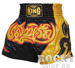 Шорты тайские Top King TKTBS-012 Top KingШорты для тайского бокса/кикбоксинга<br>Отличные шорты для тайского бокса от Top King.Сделано в Тайланде.<br>
