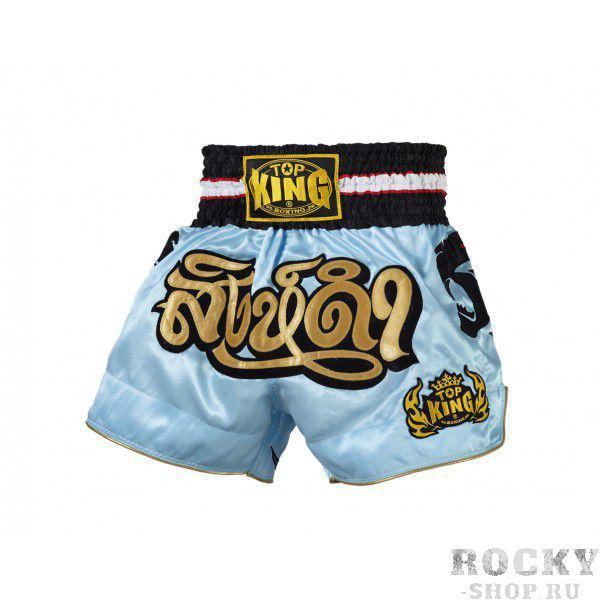 Шорты тайские Top King TKTBS-045 Top KingШорты для тайского бокса/кикбоксинга<br>Отличные шорты для тайского бокса от Top King.Сделано в Тайланде.<br>